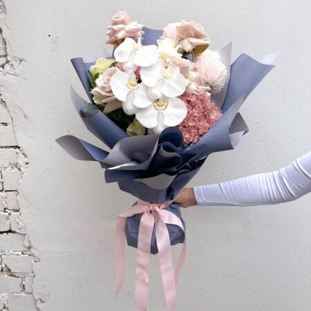 Adelia's Orchid Bouquet