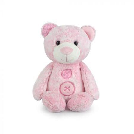 Korimco Pink Patches Bear